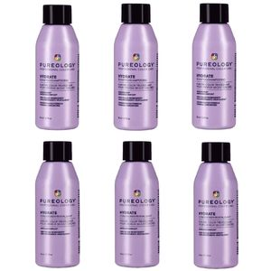 NEW 3× Pureology Hydrate Shampoo & Conditioner Set
